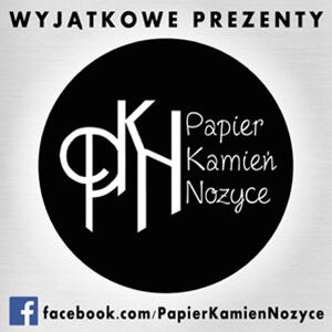 Papier Kamien Nozyce