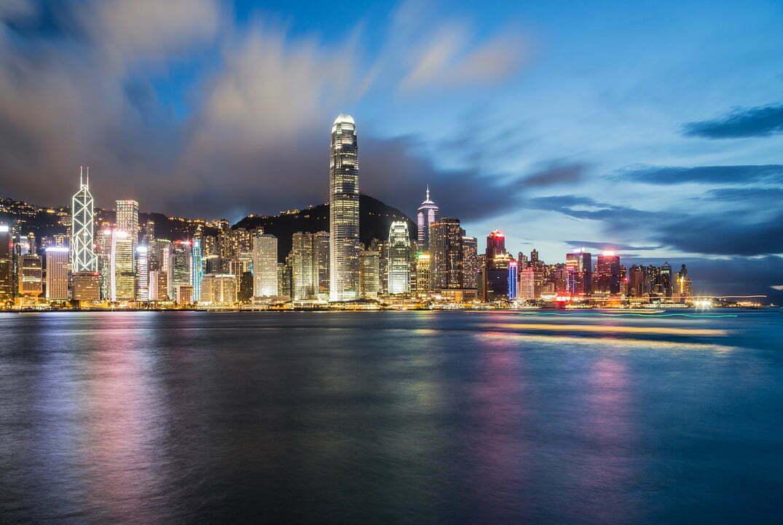 Blockchain pomyślnie przeszedł testy w Hongkongu