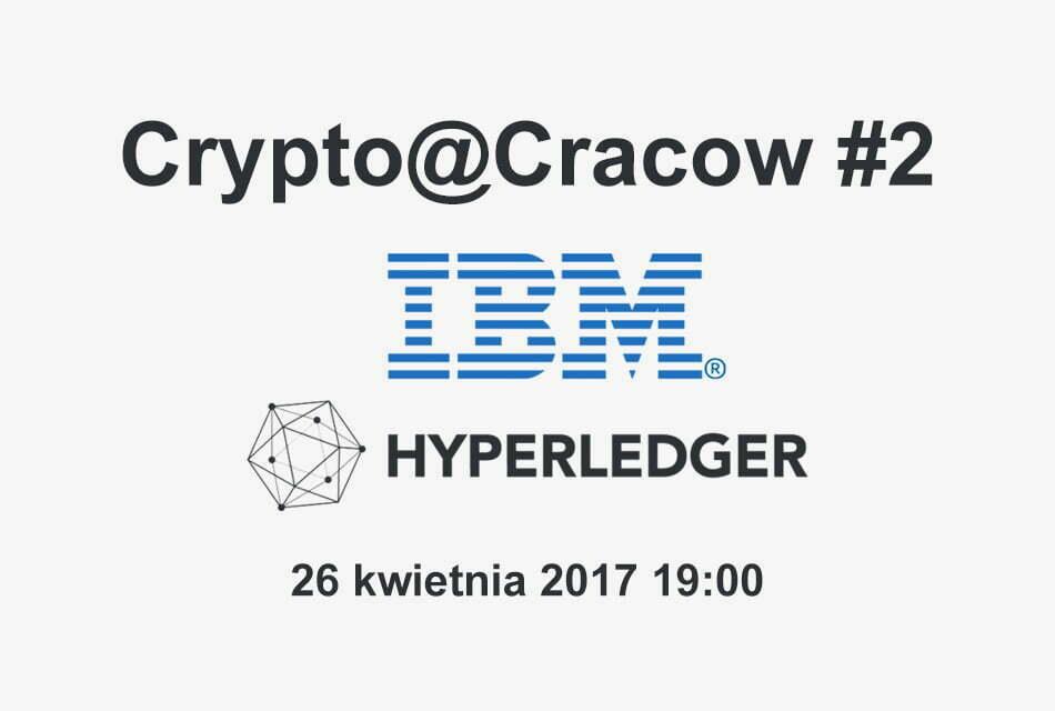 crypto cracow meetup
