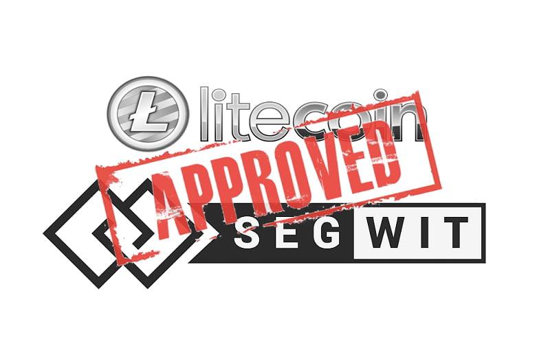 aktywacja segwit na litecoin