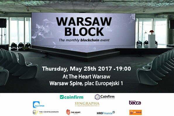 Warsaw Block May