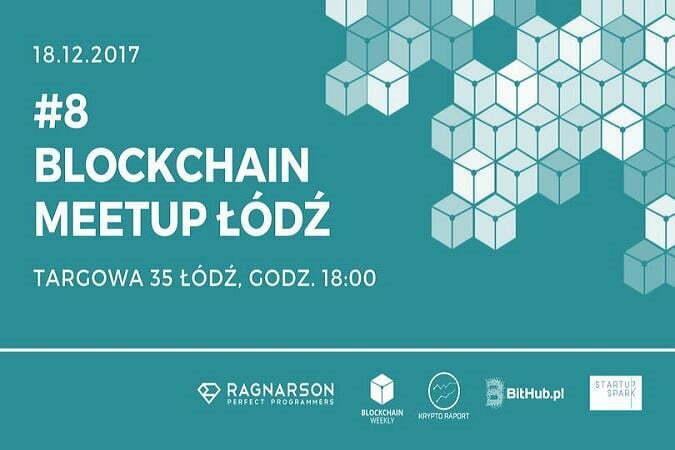 Blockchain meetup łódź