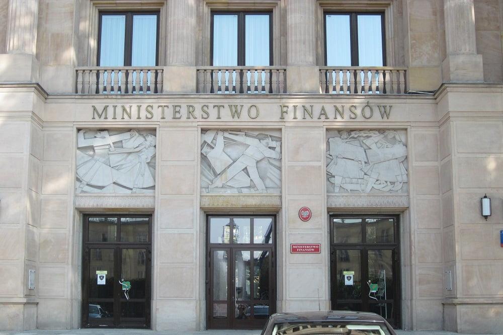 PCC Ministerstwo Finansów Kryptowaluty
