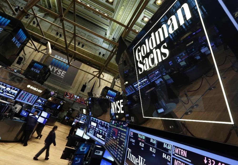 Goldman Sachs kryptowaluty bitcoin