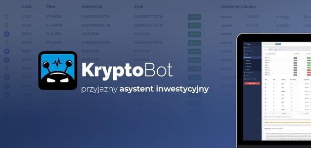 Rozmowa z Markiem Golanem twórcą KryptoBota – przyjaznego asystenta inwestycyjnego