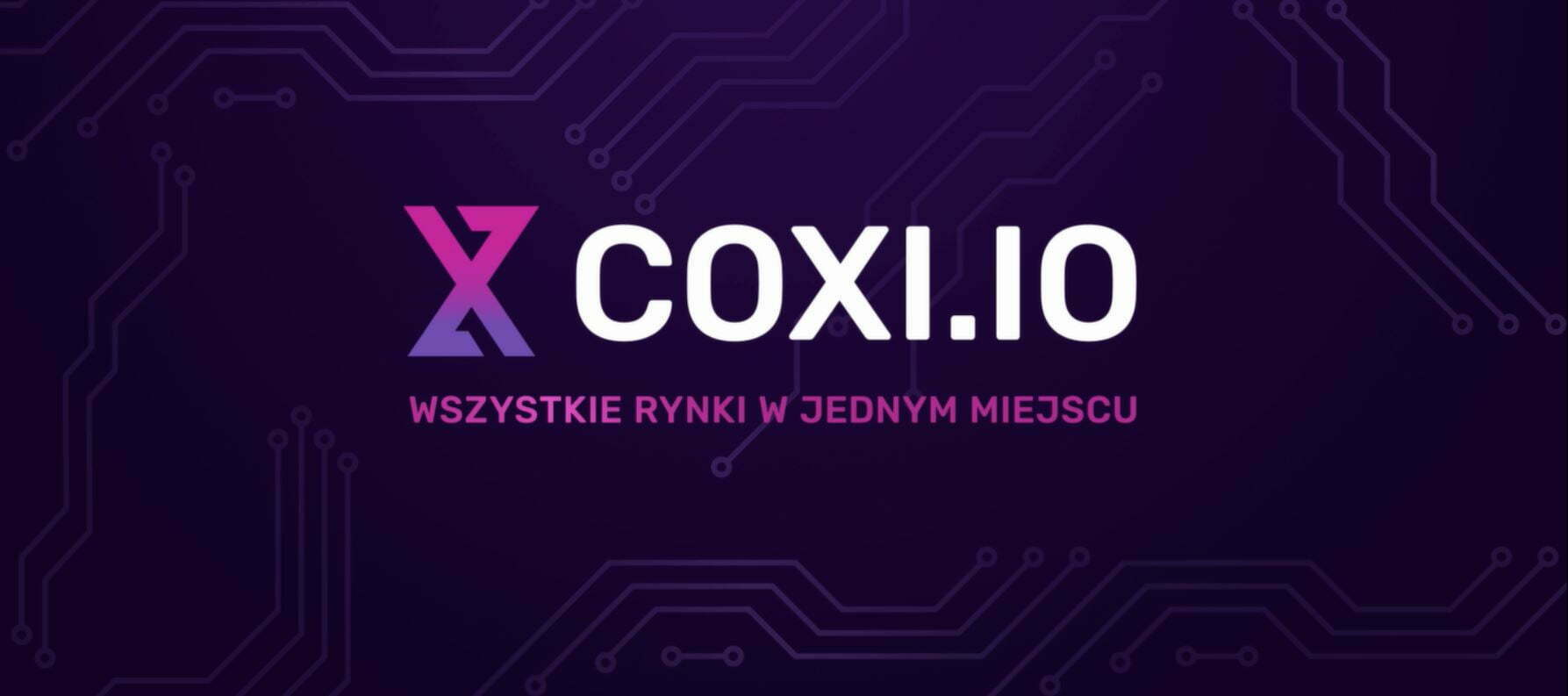 Wystartowała Nowa Polska giełda krypto Coxi.io – Rozmowa z Patrykiem Kempiński