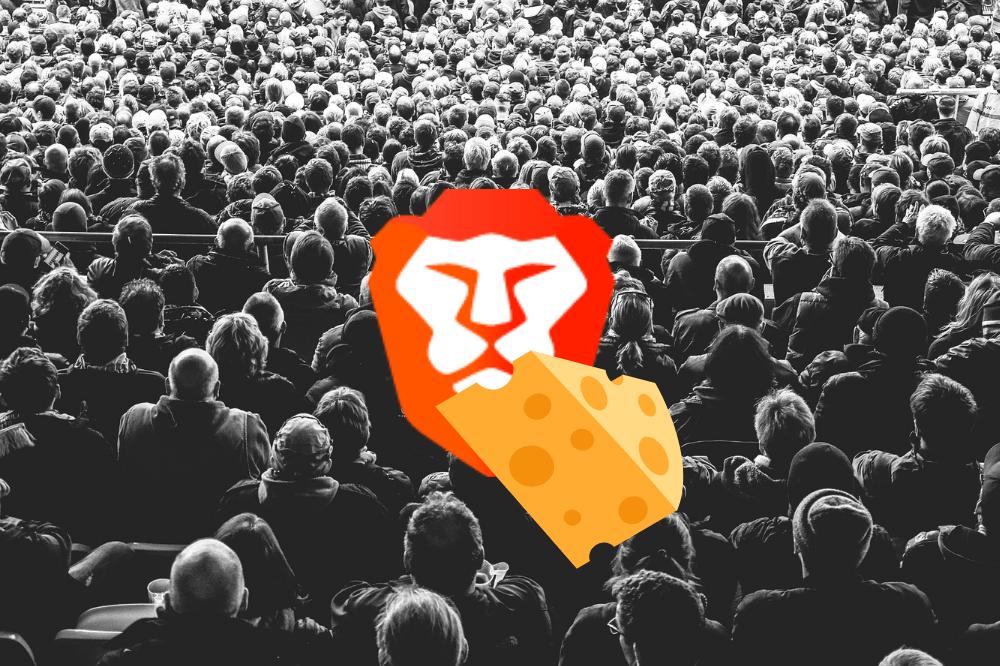 przeglądarki Brave bat krypto blockchain cheddar