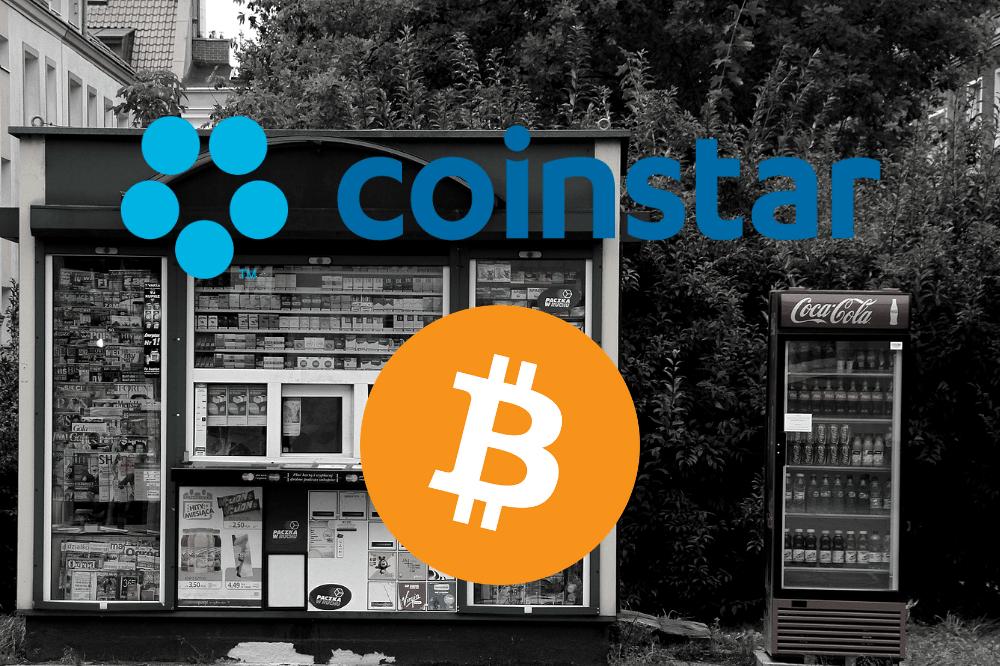Bitcoin w 20 000 kiosków