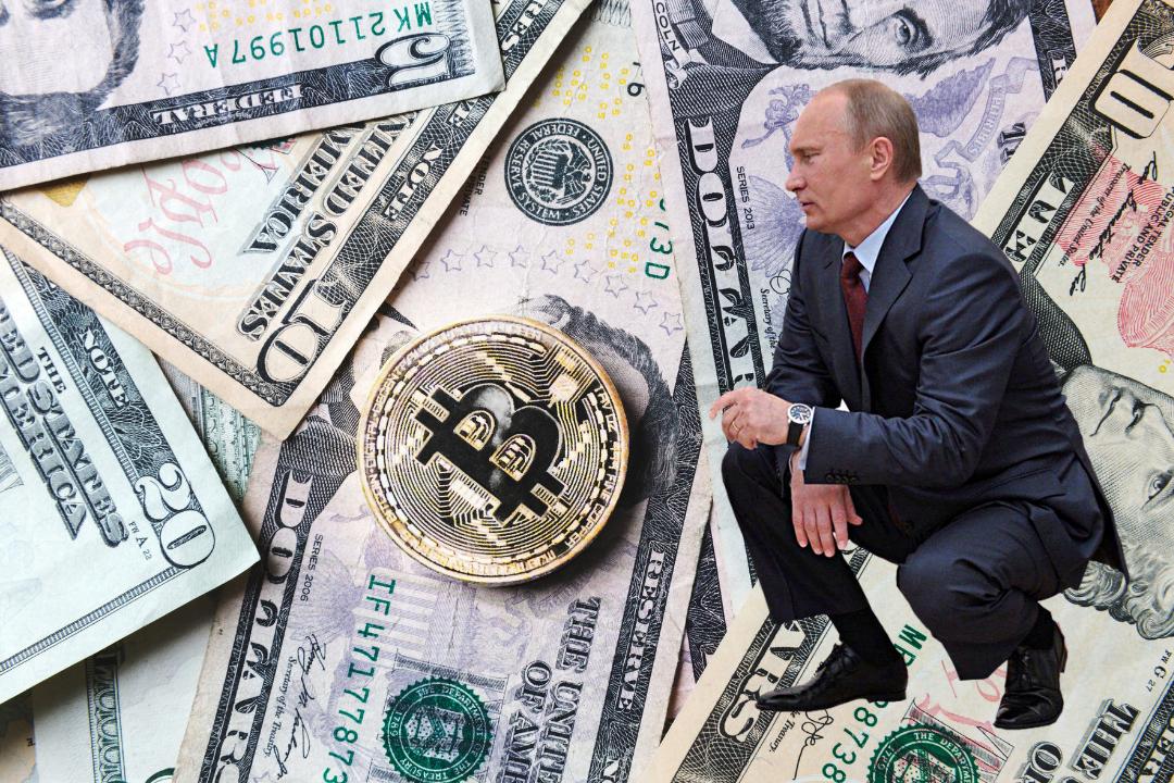 Bitcoin na ratunek Rosji