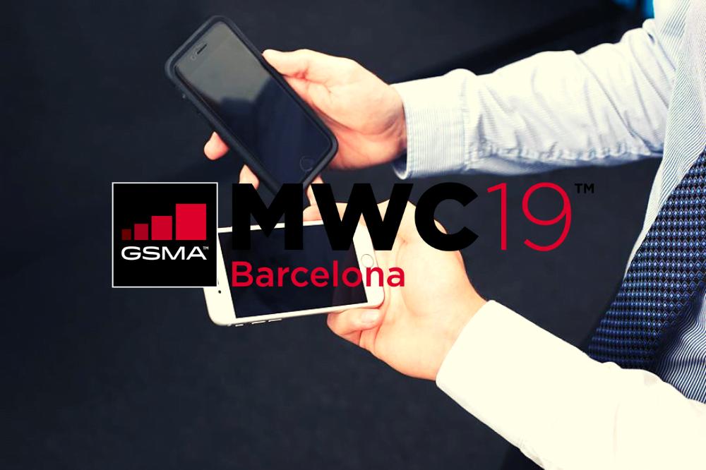 Targi MWC Barcelona 2019 | Smartfony Blockchain