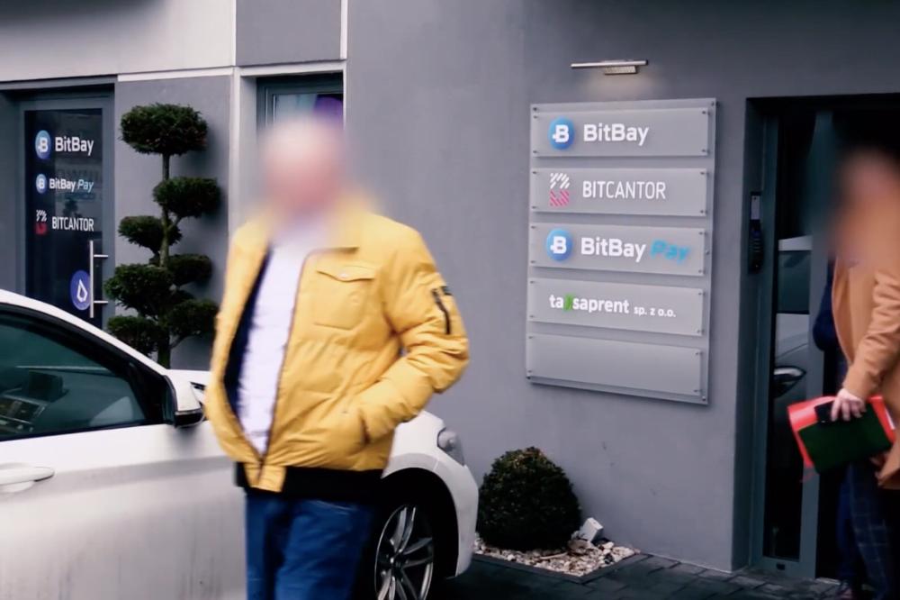 BitBay zabrał 150 000 PLN   Afera Zielonki