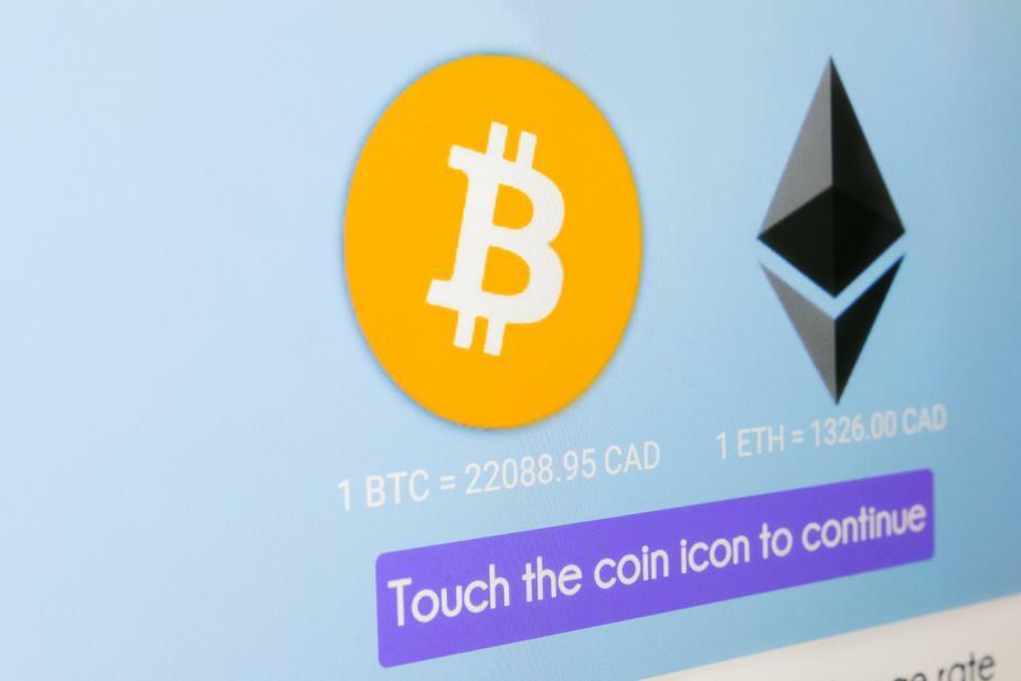 indeksy dla Bitcoina i Ethereum