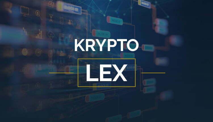 kryptolex utility tokens