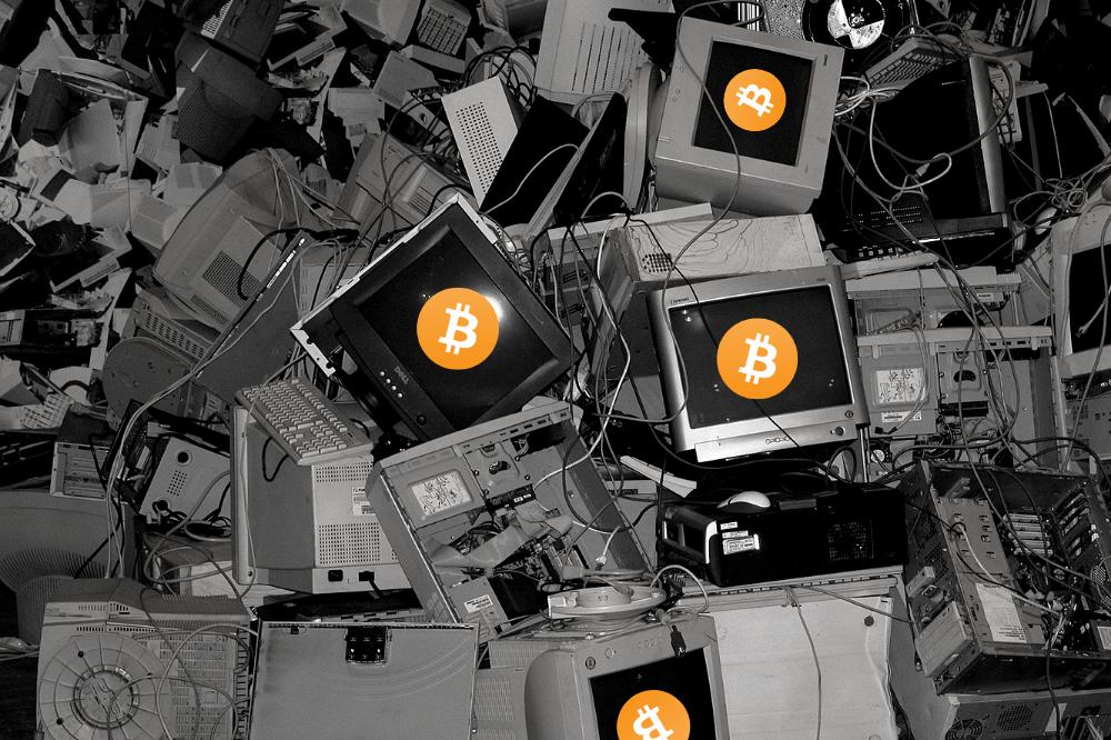 Oskarżenia o marnowanie energii to nie jedyny problem Bitcoina