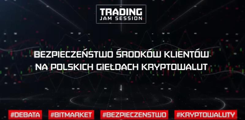 Debata Trading Jam Session: jak wygląda bezpieczeństwo klientów giełd?