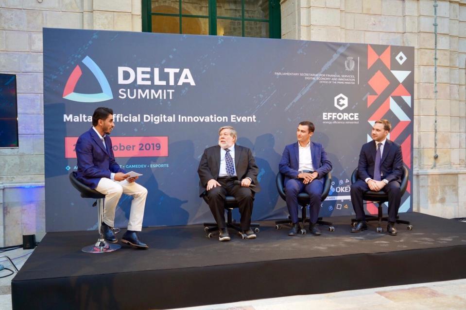 efforce steve wozniak delta summit 2019