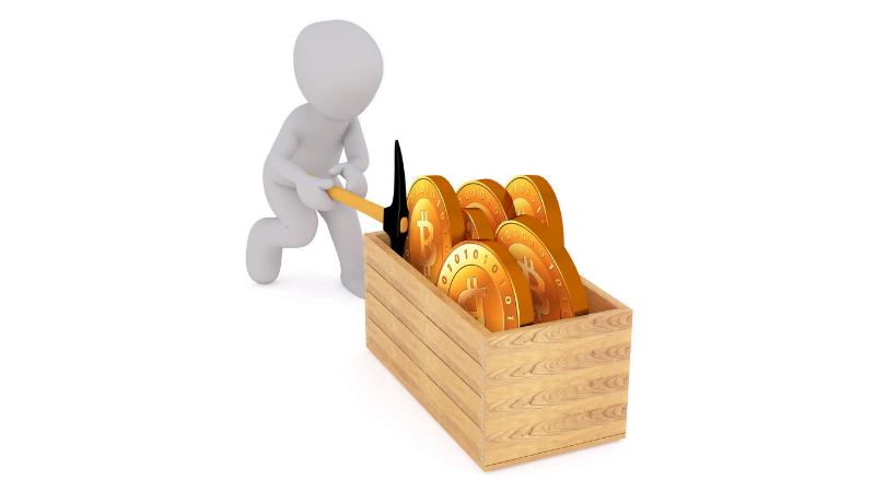 bitcoin mining dochód całkowity górnicy kryptowalut kopalnia kryptowalut kopanie BTC przychód zysk 2