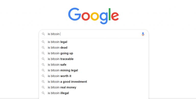 o śmierci bitcoina