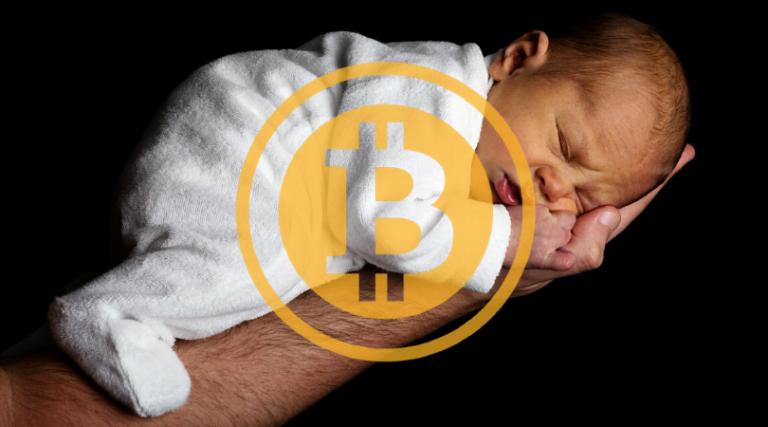 zapłaciłem bitcoinem