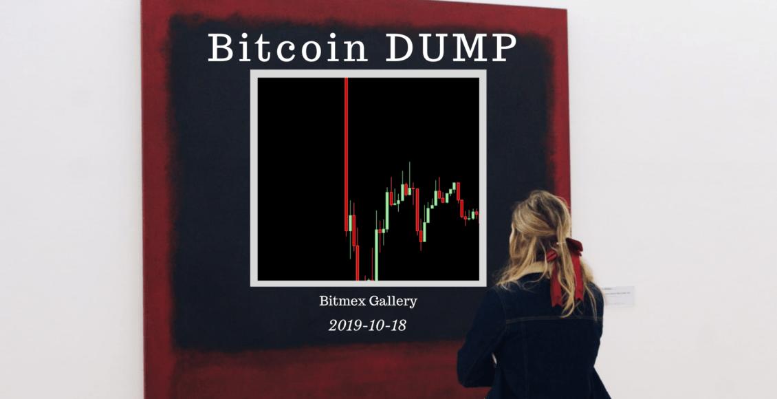 Stokarz czyta rynek - z galerii BitMexowych DUMPów - okładka