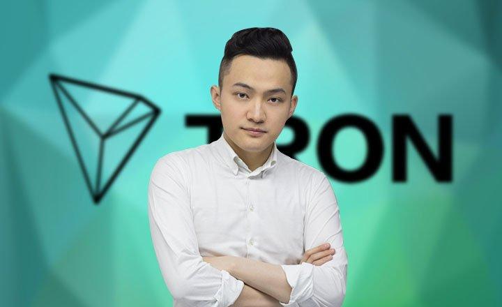 Justin Sun twórca kryptowaluty Tron | Kryptowalutykoparka.pl