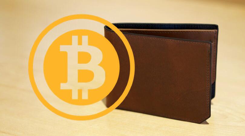 pierwszy portfel bitcoin