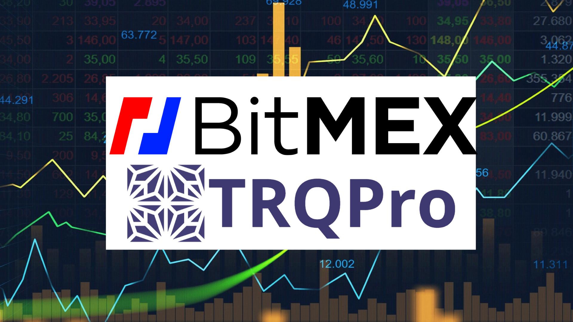 15 Listopada startuje III edycja Ligi TRQPro na BitMEX