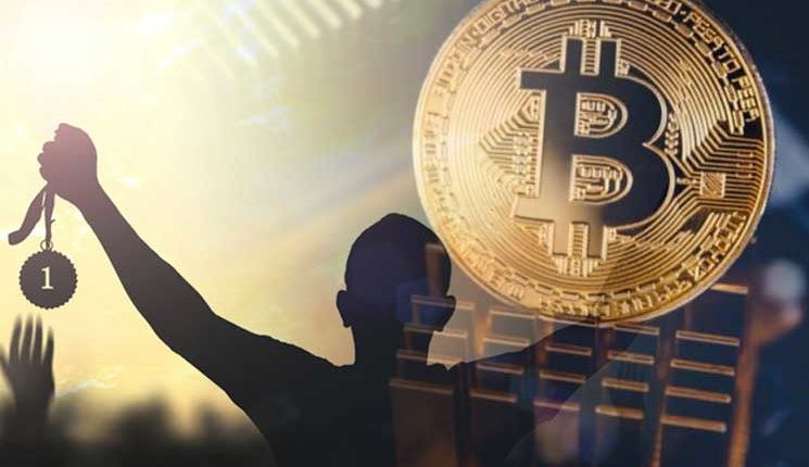 kupił bitcoin