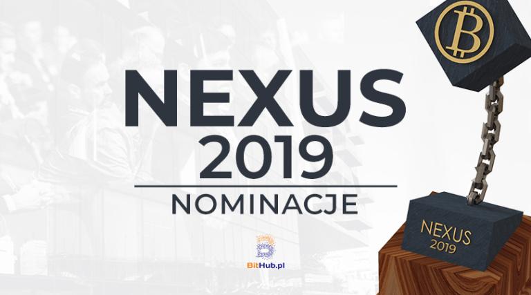 Nominacje Nexus 2019