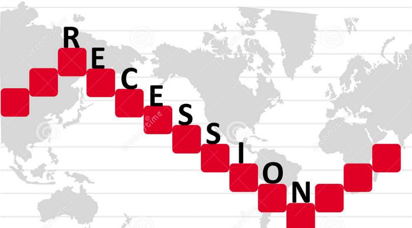 Recesja nadciąga dużymi krokami