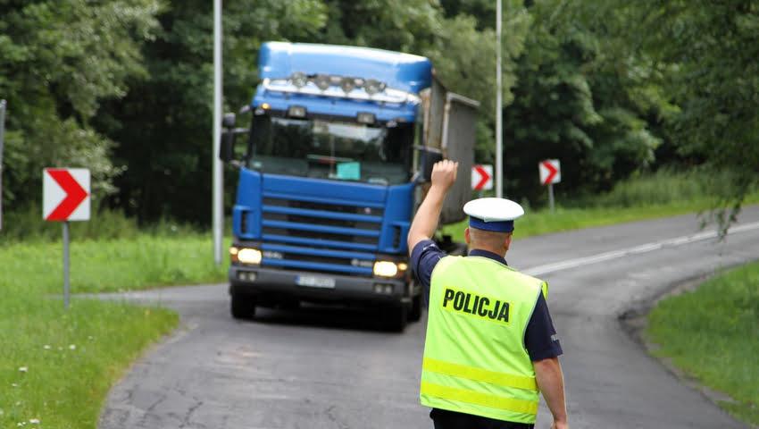 ciężarówka przedsiębiorcy