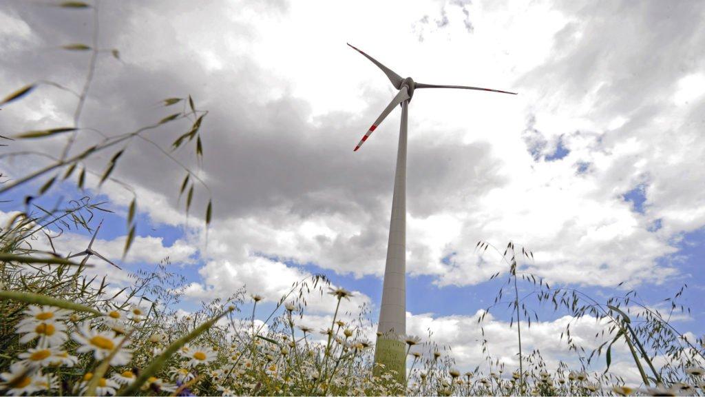Farma wiatrowa w Polsce