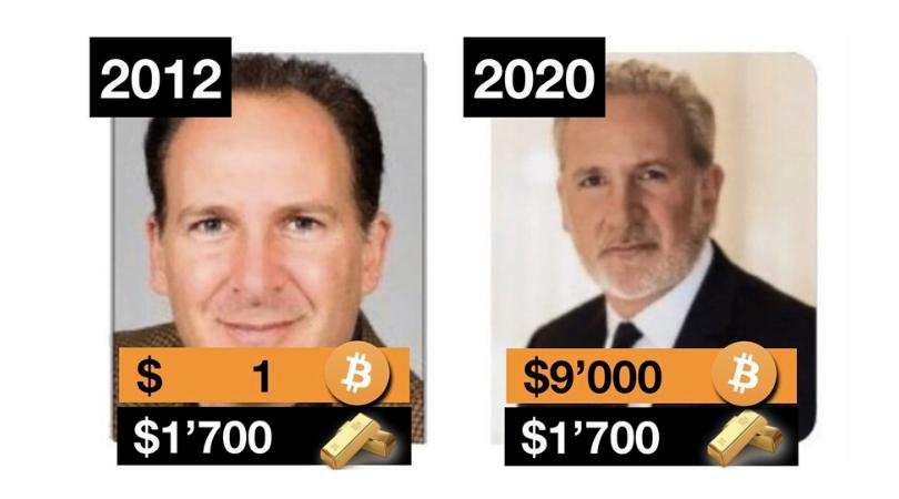 Peter Schiff: Dogłębne poznanie Bitcoina utwierdza mnie w jednym…
