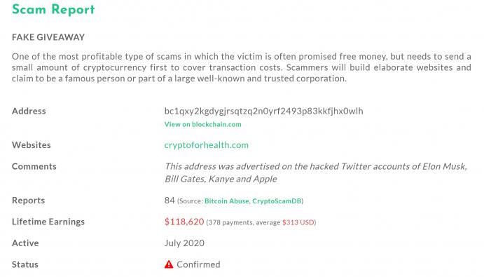 jak sprawdzić adres bitcoin