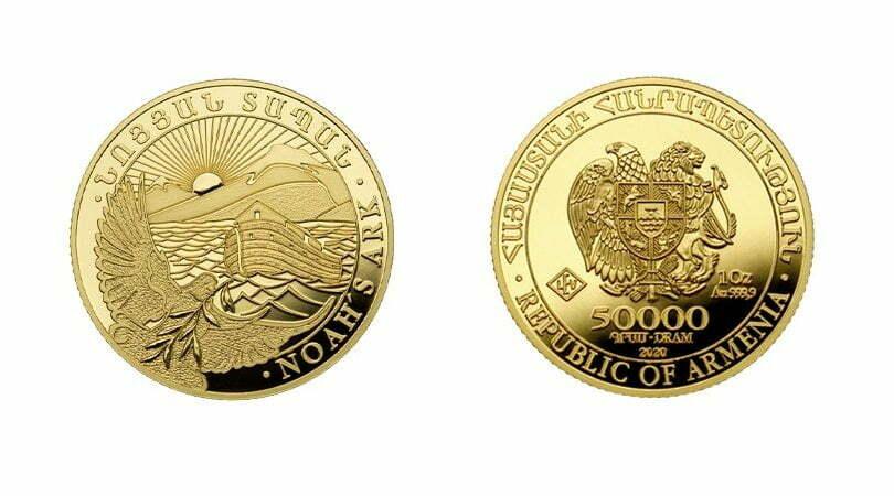 FlyingAtom Gold Arka Noego