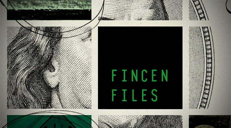 FinCEN files Banki