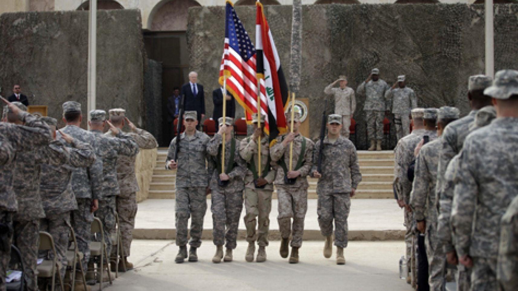 USA irak