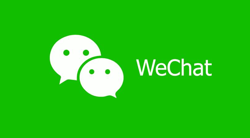 WeChat Trump
