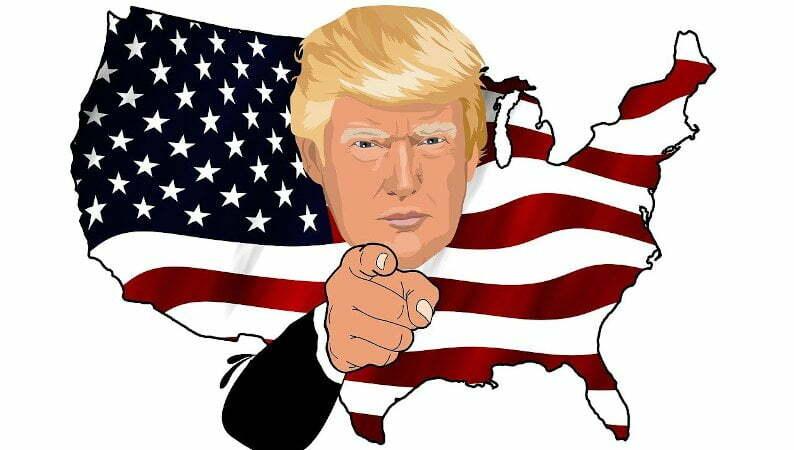 sankcje Iran Trump