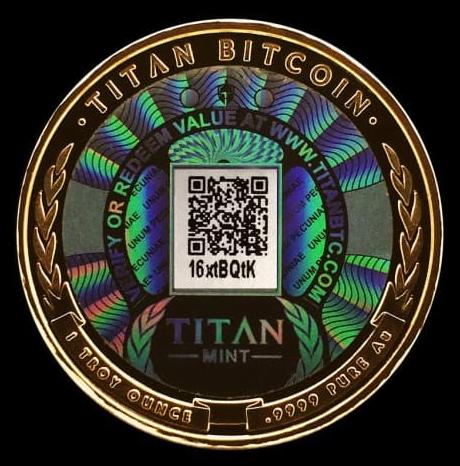 banknoty bitcoin