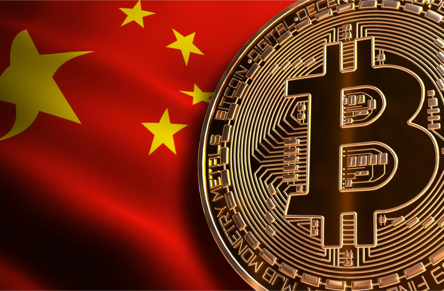 bitcoin bronią chin