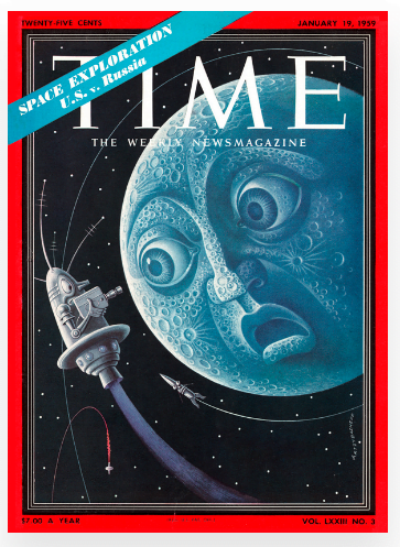 time space exploration