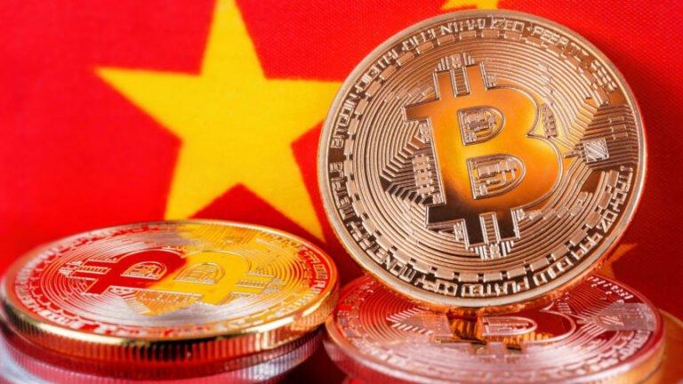 chińskie bany bitcoina