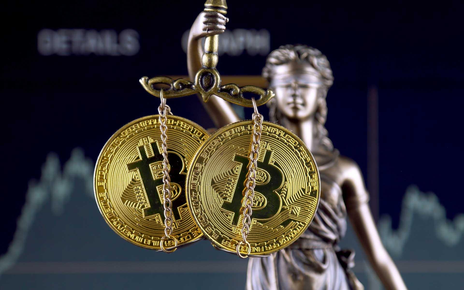 bitcoin sąd