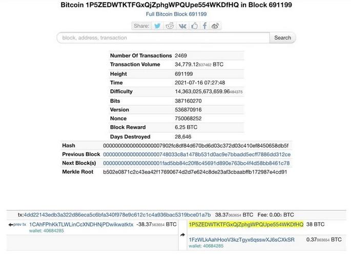 wieloryb bitcoin 1