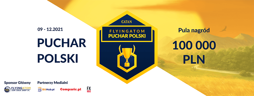 Turniej w grę planszową z pulą nagród 100 000 złotych