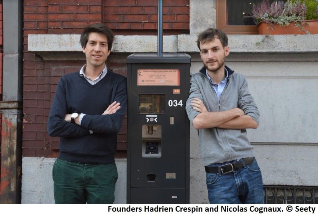 założyciele seety parkowanie za bitcoiny