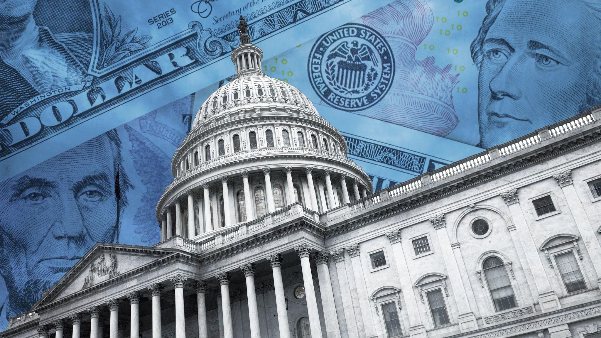 dług USA